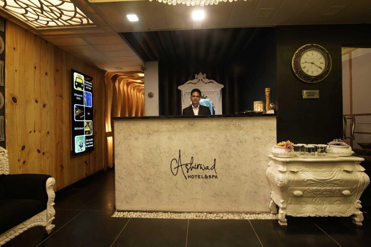 Ashirwad Hotel & Spa in Mussoorie